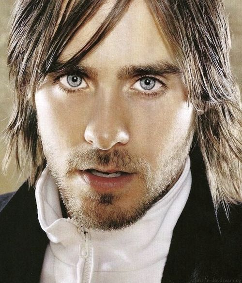 Actor turned musician, 30 seconds to Mars front man Jared Leto