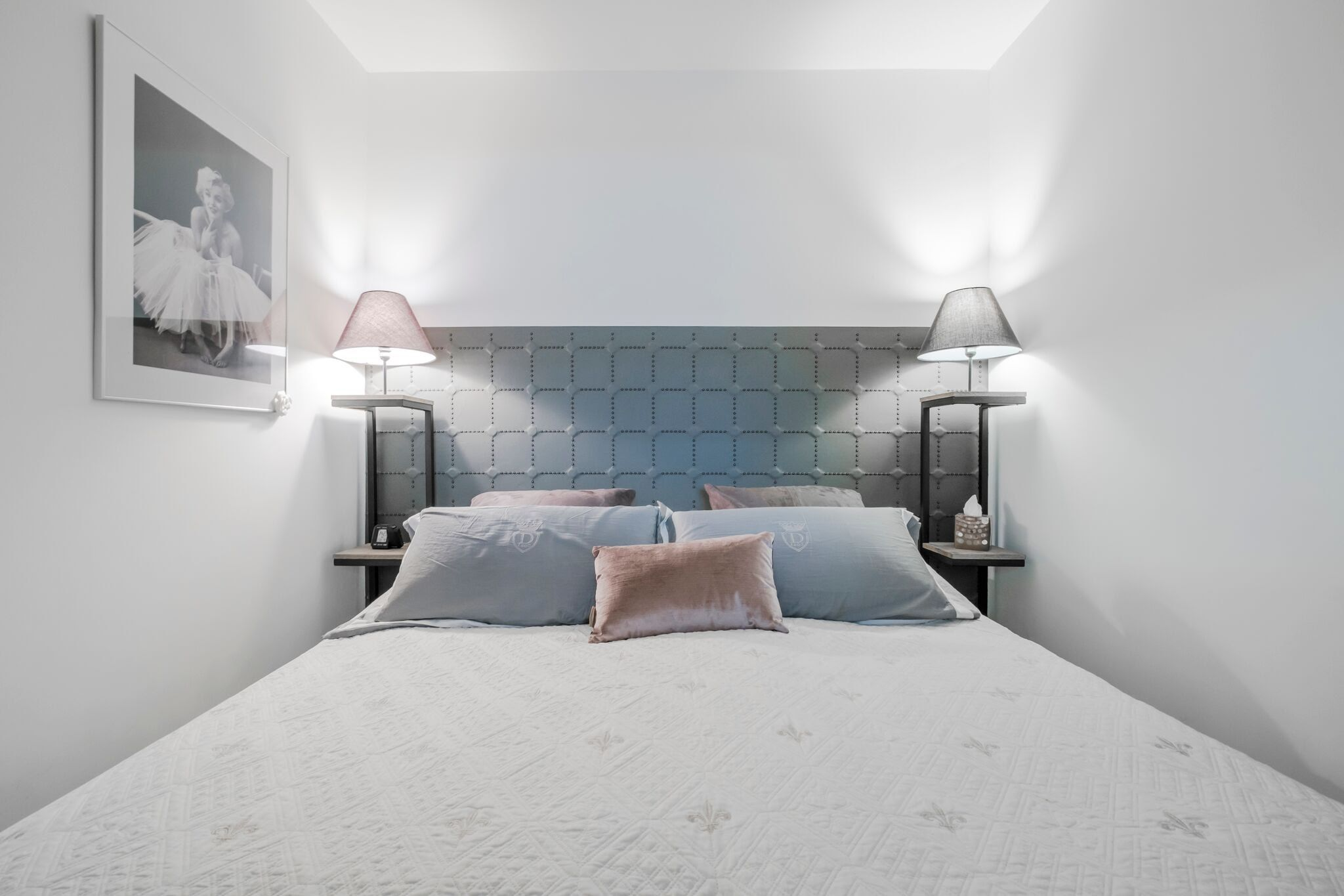 Mini Espace Chambre 7m2 Deco Petit Appartement Deco Chambre Idee De Decoration