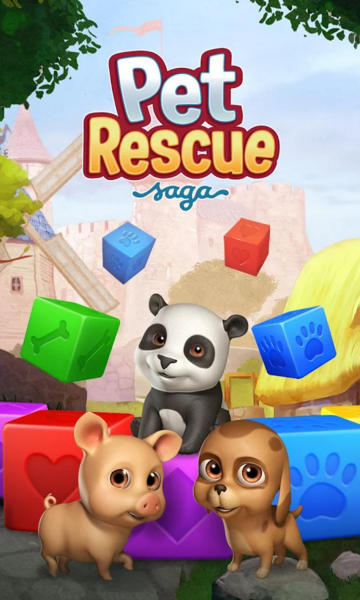 Pet Rescue Saga Hack, Cheats Android and iOS Pet