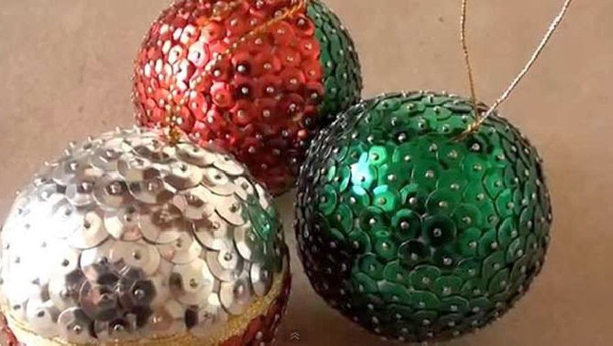 Como Decorar Bolas De Navidad De Poliespan.Como Decorar Las Bolas De Navidad De Poliespan Christmas