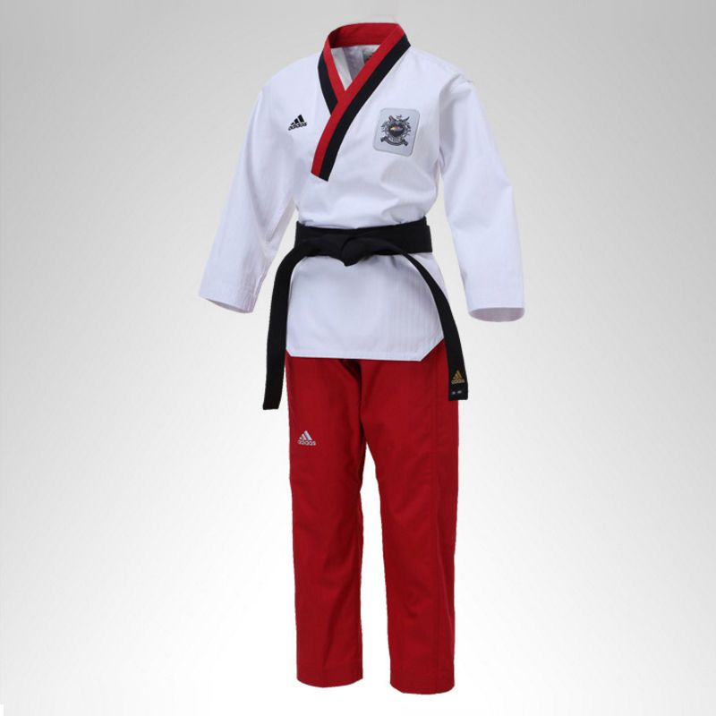MOOTO NF Pride Master Uniform WTF Approved Taekwondo Dobok Tae Kwon Do TKD