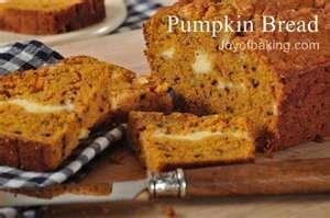 Pumpkin Bread Recipe - Joyofbaking.com *Tested Recipe*