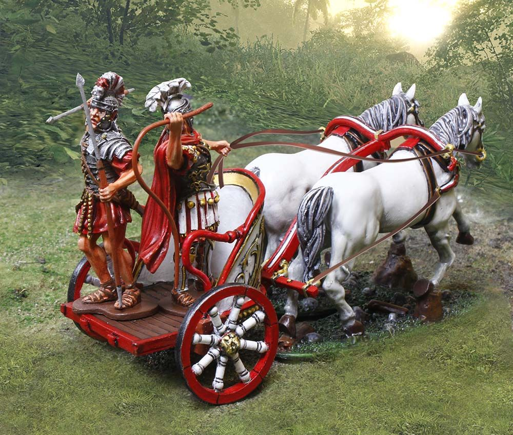 Image result for chariot roman empire
