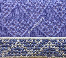modelli per il pullover a due colori    maglieria con aghi directory