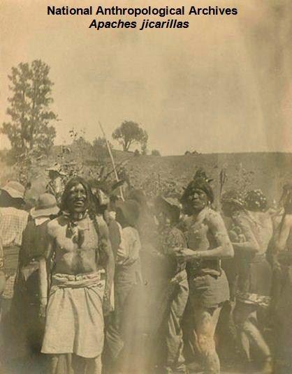 Apaches jicarillas 37