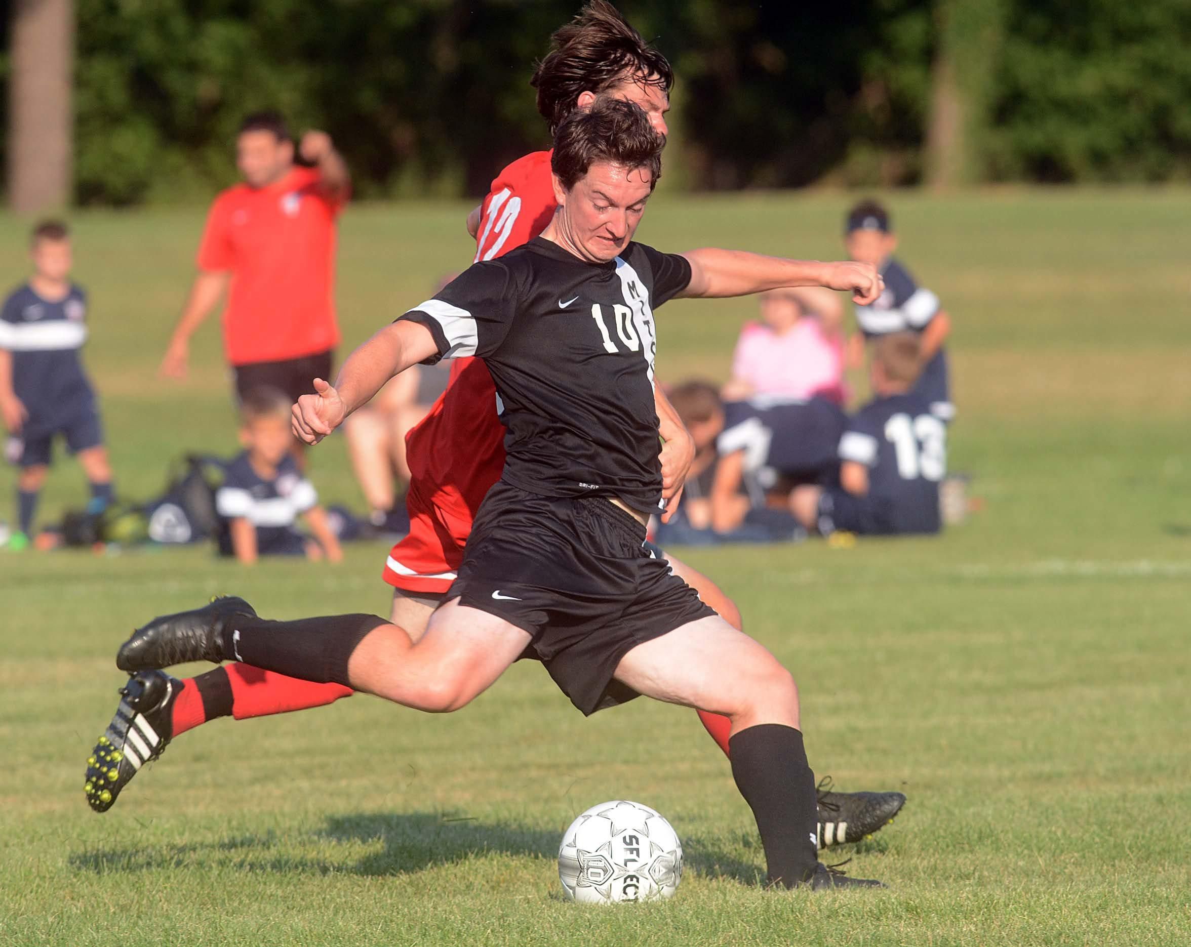 Bacon boys soccer coach chasing a dream just 25 minutes