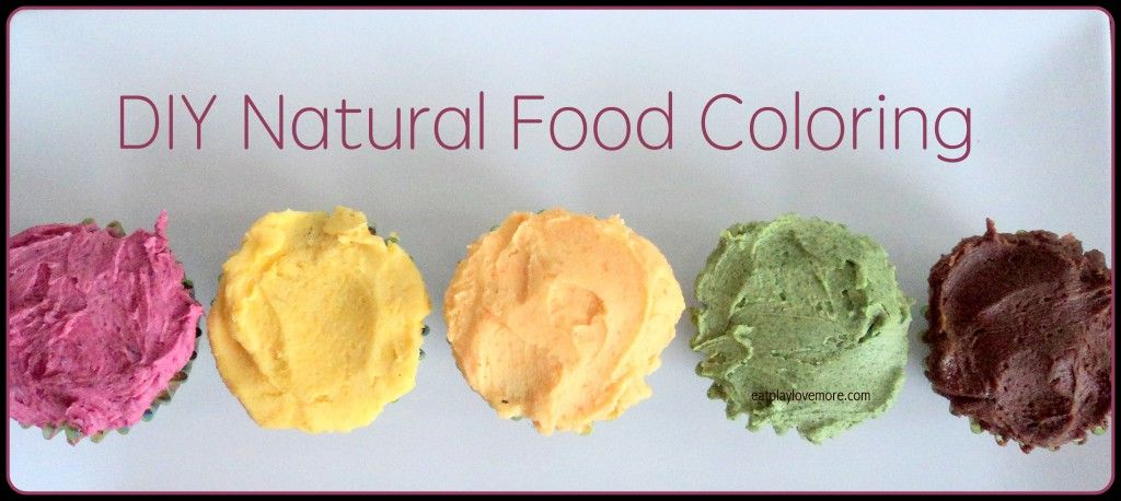 DIY Natural Food Coloring. Dehydrate and grind vegetables like ...