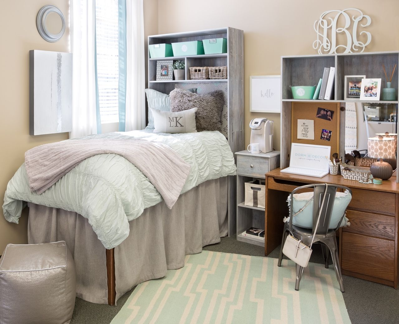 What You Actually Need For College Dorm Room