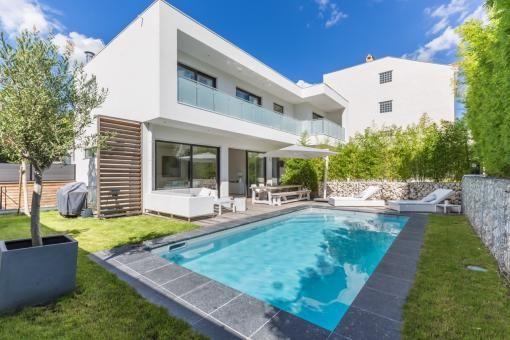 Moderne häuser mit terrasse  Pin von Davide Bernazzali auf Architecture | Pinterest