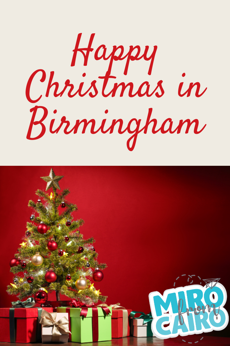 Happy Christmas In Birmingham In 2020 Christmas Destinations Family Friendly Holidays Family Trip Packing