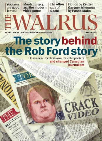 March 2014 – The Walrus Store