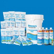 Save Big On Pool Chemicals With Doheny 39 S Pool Supplies Fast 39 S Super Saver Value Pack Super