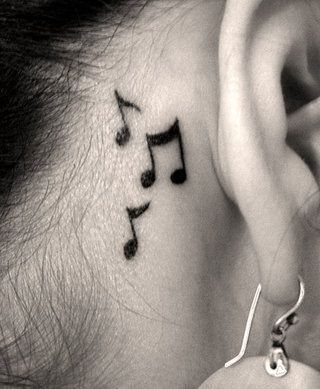 Notes # tattoo