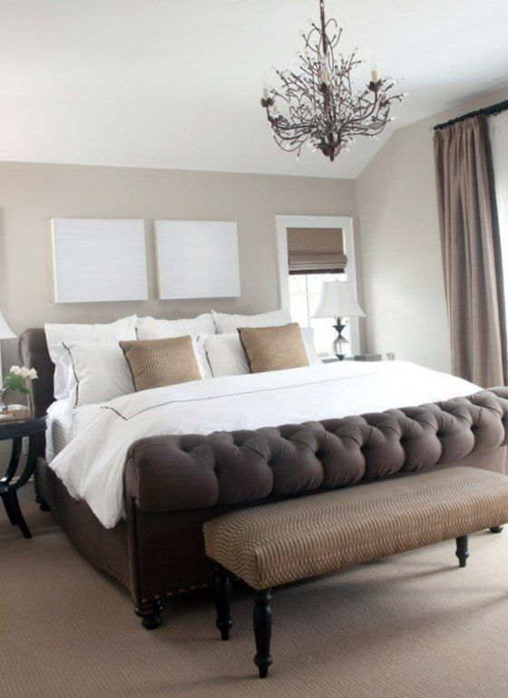 How To Introduce A Pop Of Color In Your Neutral Bedroom Decor