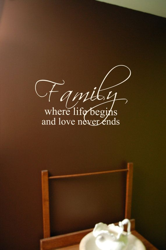 Family Wall Decal Bible Verse Laundry By InspirationalDecals 1899
