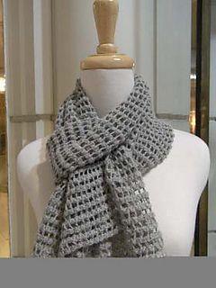 Crochet Pattern Name Silver Fox Scarf Pattern By Morris Sons
