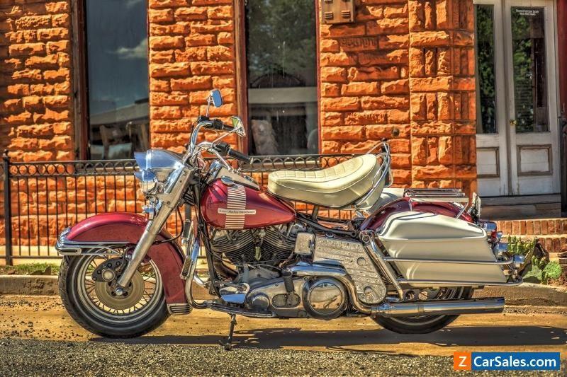 Motorcycle for Sale 1973 HarleyDavidson Touring