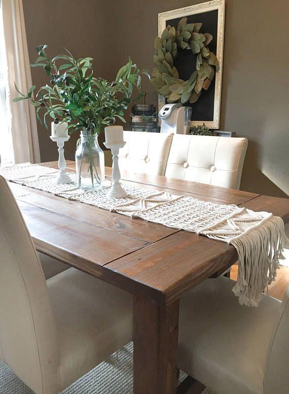Macrame Runner, Wedding runner, Macrame Table Runner, Wedding Table Runner, wedding decor, Wedding Table Decoration, rustic wedding decor