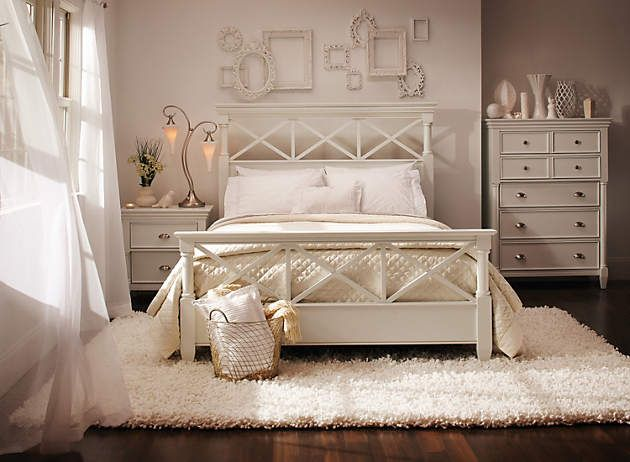 Color Cues Decorating With White Light Bright Raymour And Flanigan Furniture Design Center Bedroom Sets Bedroom Furniture Sets Furniture