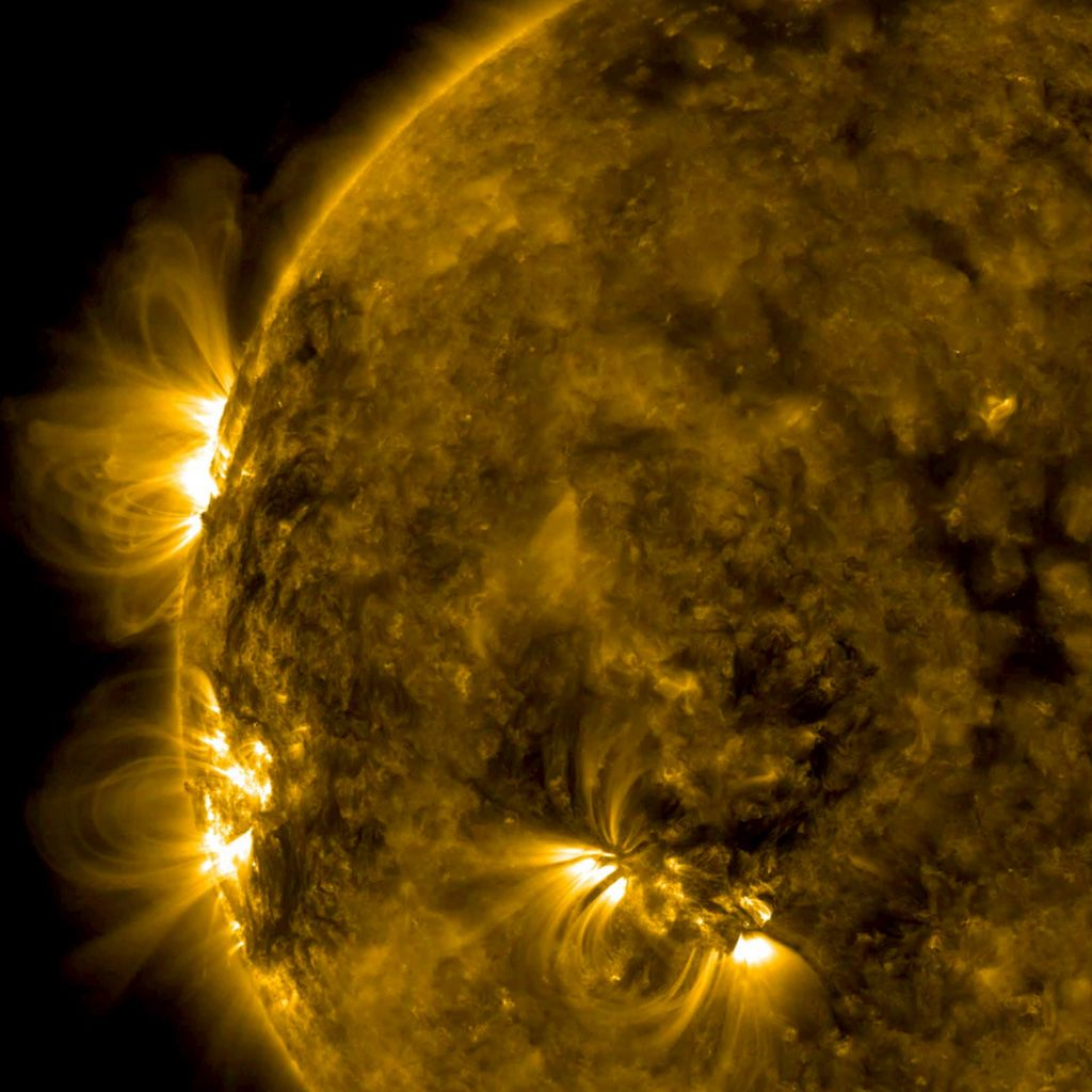 Space Images Nasa Sun Solar Space With Images Space Images Nasa Nasa Goddard