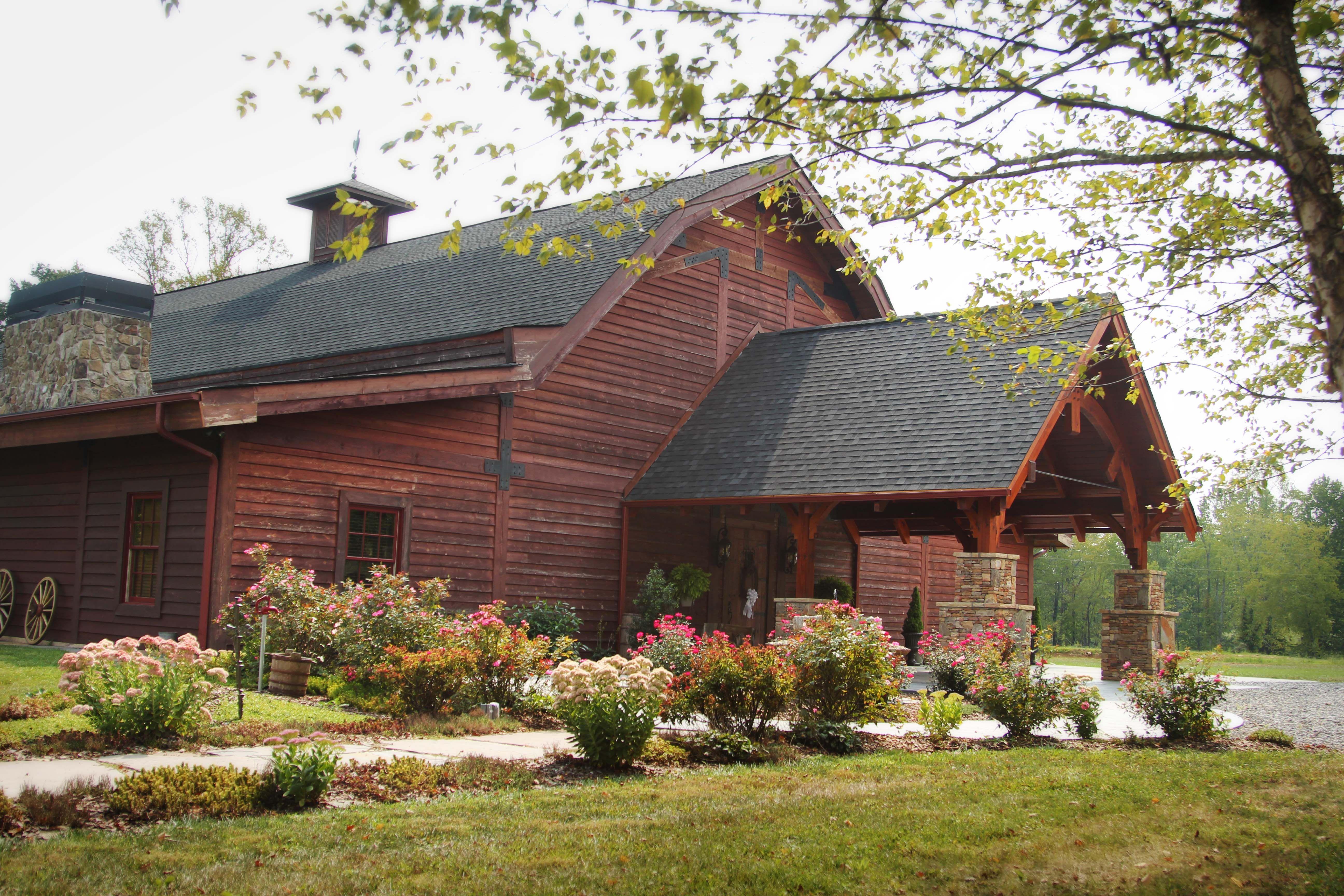 North Carolina Rustic Bride Barn Wedding Venues, Farm
