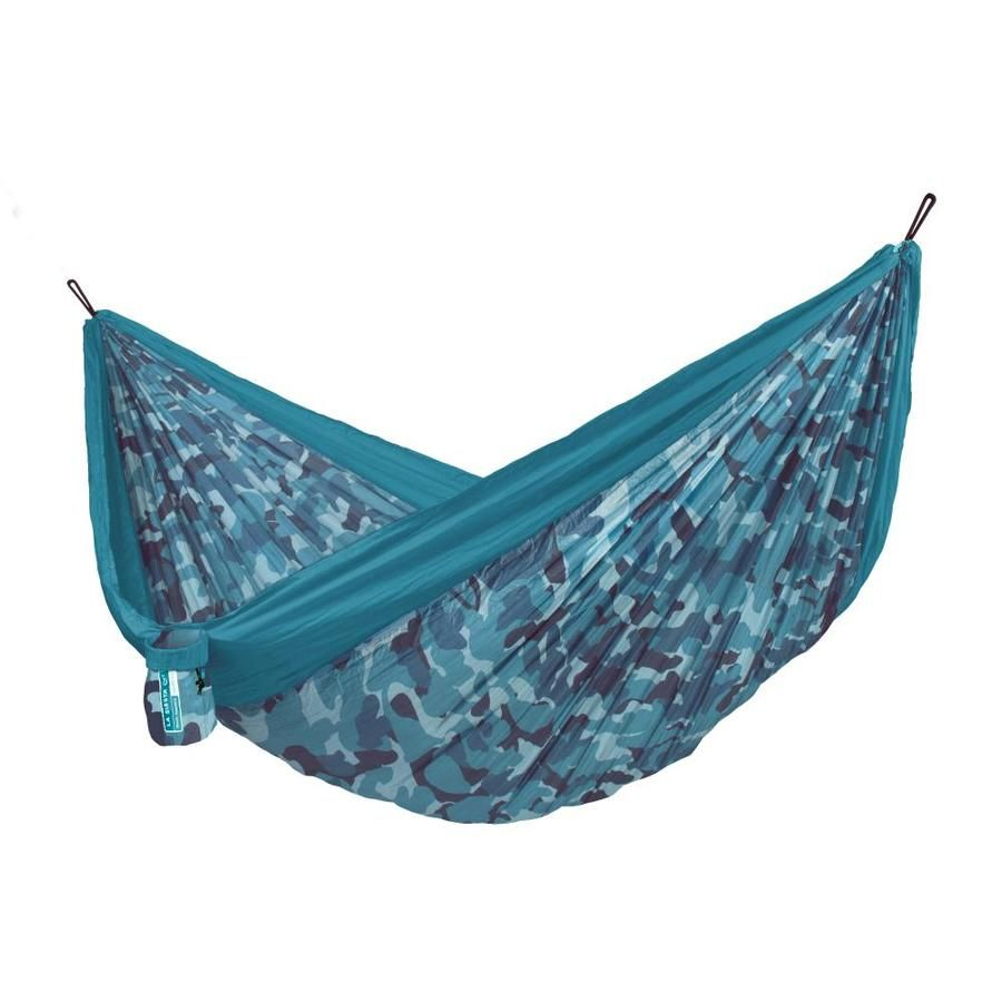 Photo of La Siesta Colibri 3 Camo River Fabric Hammock Clt19-C3