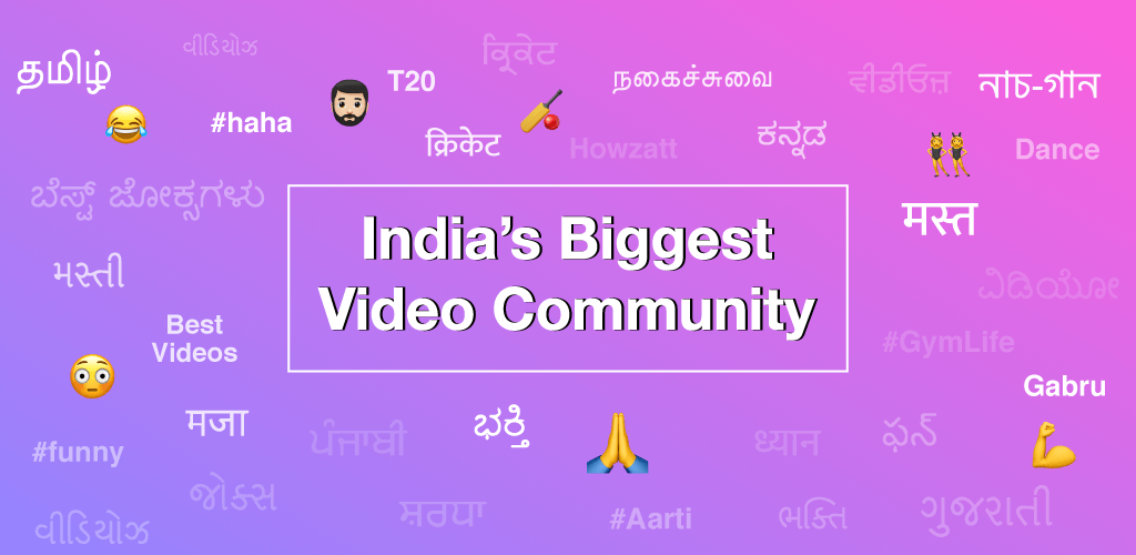 Roposo Video Status, Earn Money, Friends Chat