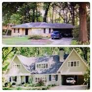 Ranch To Cape Cod Remodel Before And After Google Search