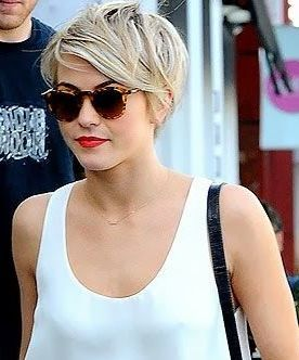 Julianne Hough Short Hair Pixie P I X I E S Julianne