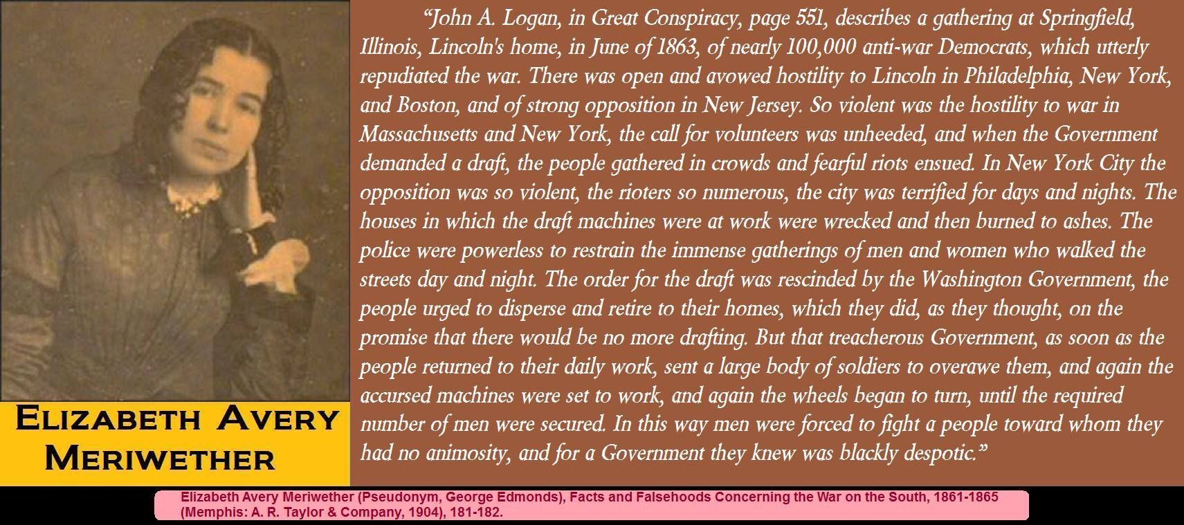BEHOLD! MORE OF LINCOLN'S TYRANNY REVEALED! THE TYRANNICAL KING! LOVED AND APPROVED BY COMMUNISTS AT THE TIME!