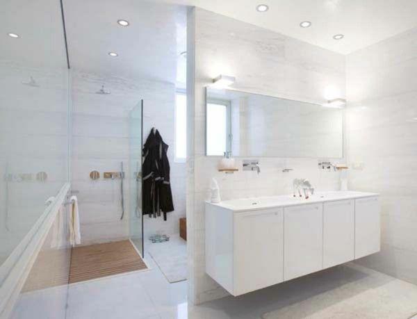 Dekoartikel Badezimmer ~ Badezimmergestaltung mit viel lauffläche badezimmer ideen