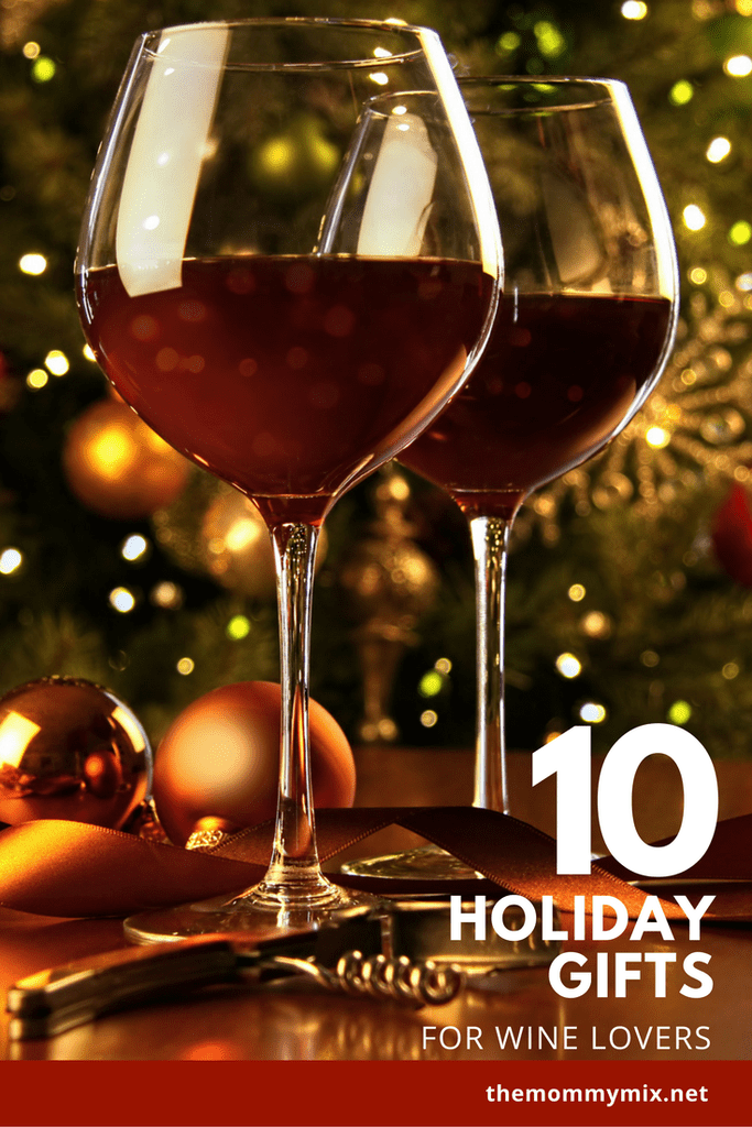 looking for the perfect gift idea for the wine lover on you list