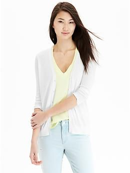 Women's 3/4-Sleeved V-Neck Cardigans | Old Navy | the perfect ...