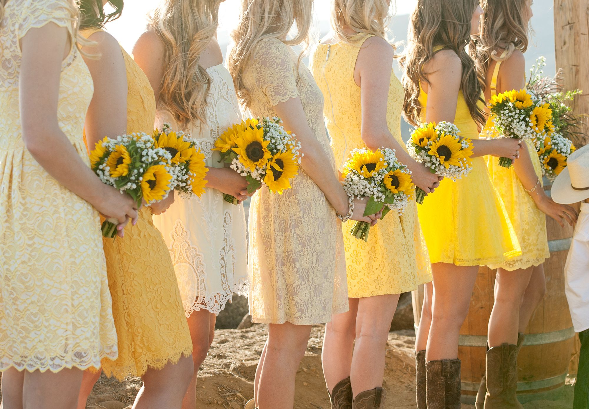 Variety Of Yellow Bridesmaid Dresses Yellow Bridesmaid Dresses Country Wedding Dresses Bridesmaid Country Bridesmaid Dresses [ 1388 x 2000 Pixel ]