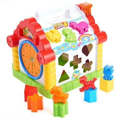 amazoncom little tikes activity garden baby playset toys games - Little Tikes Activity Garden Baby Playset
