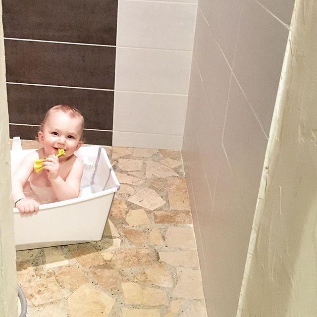 Stokke Flexi Bath Heat White Stokke Baby Bath Baby Bath Tub
