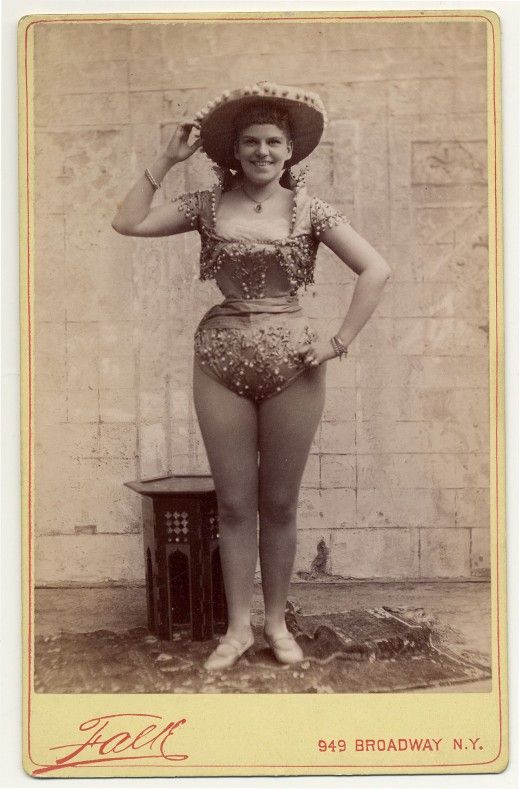 Risqué Photos From the Late-1800s | Pop Culture | Vintage