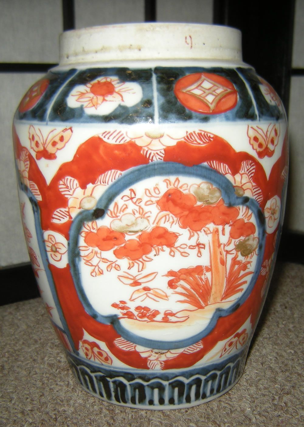 Edo period arita akae imari japanese antique porcelain edo period arita akae imari japanese antique porcelain reviewsmspy
