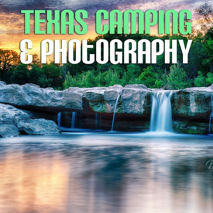 Texas Fall Camping & Fotografie - Oktober 2019   - Happy campers -