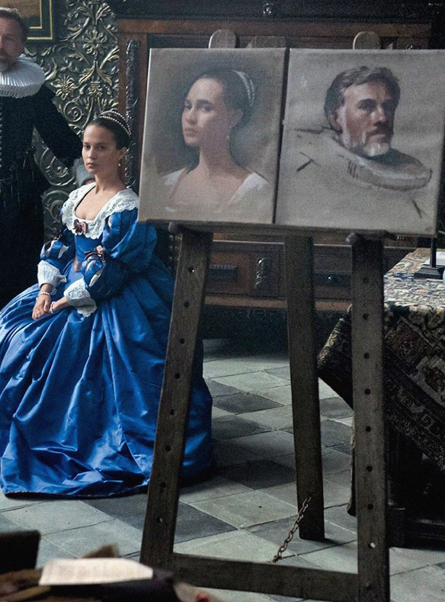 Tulip Fever Trailer Is Reportedly Too Risqué For TV http