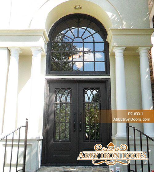 Abby Iron Doors