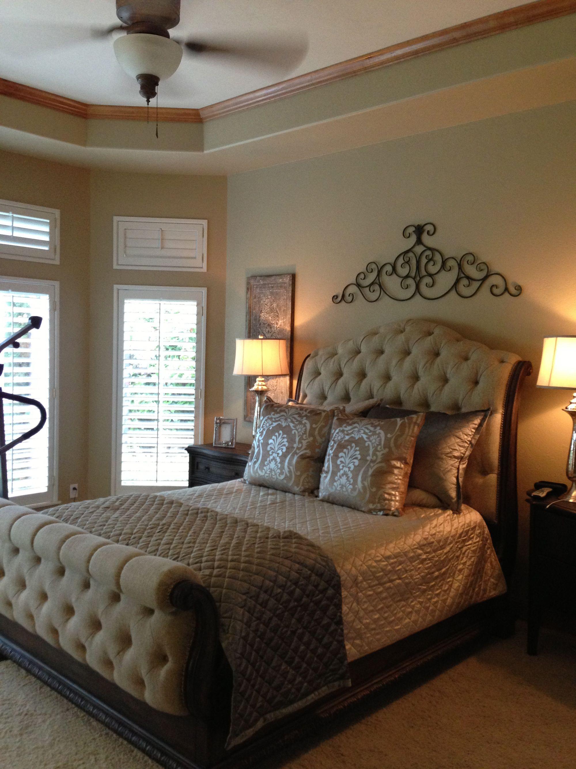 Elegant | Remodel bedroom, Master bedrooms decor
