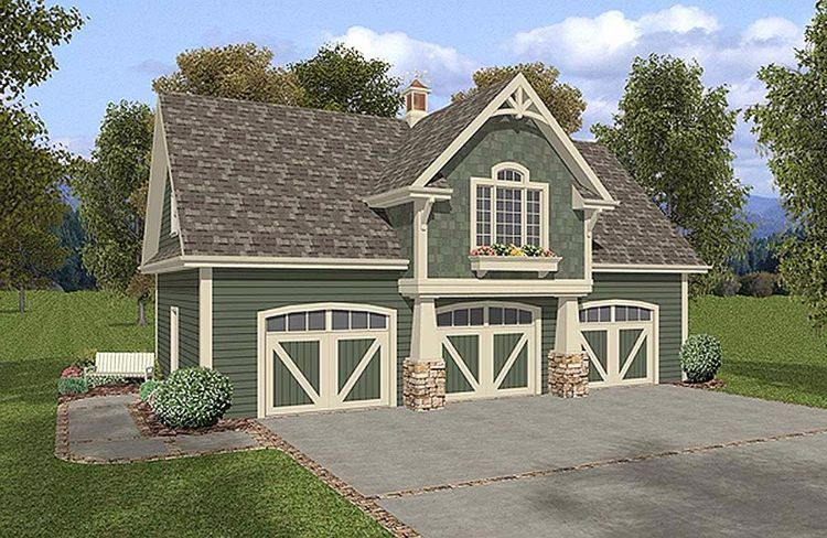 7 Delightful Floor Plans For Tiny Country Carriage Homes Carriage House Plans Craftsman Style House Plans Craftsman House Plans