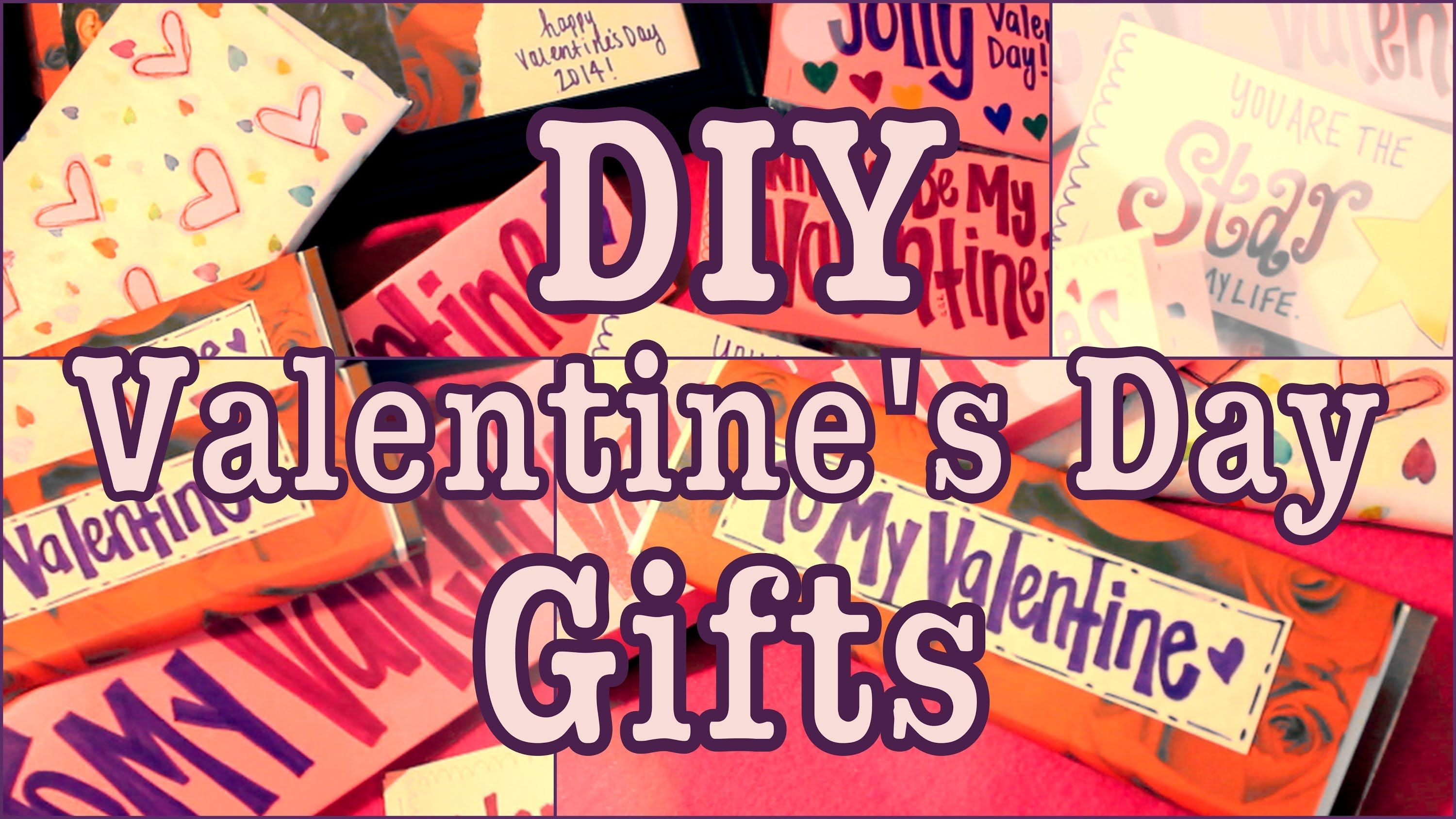 Diy valentines day gift ideas fast easy last minute
