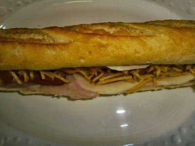 AMarte à mesa: Cachorro «Hot Dog»