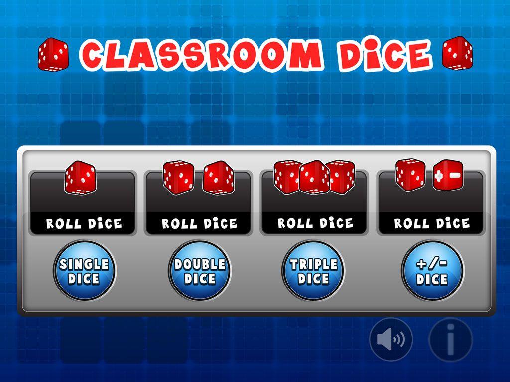Classroom Virtual Dice