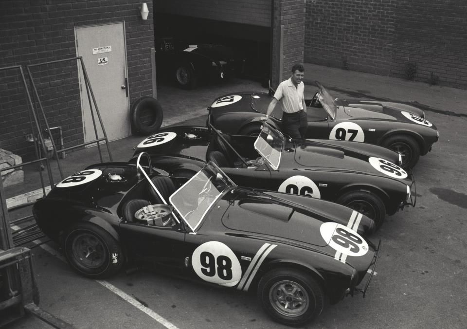 RIP Carroll Shelby, an icon, a legend, a legacy we shall