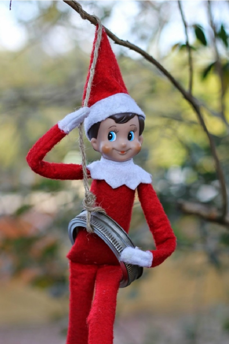 47 Ideas For Your Mischievous Elf On A Shelf With Images Elf Antics Elf Fun