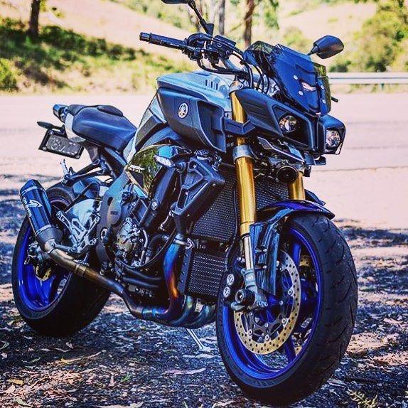 Yamaha Mt 10 03k64ff Ridinggoals Supernaked 1000cc Apriliav4