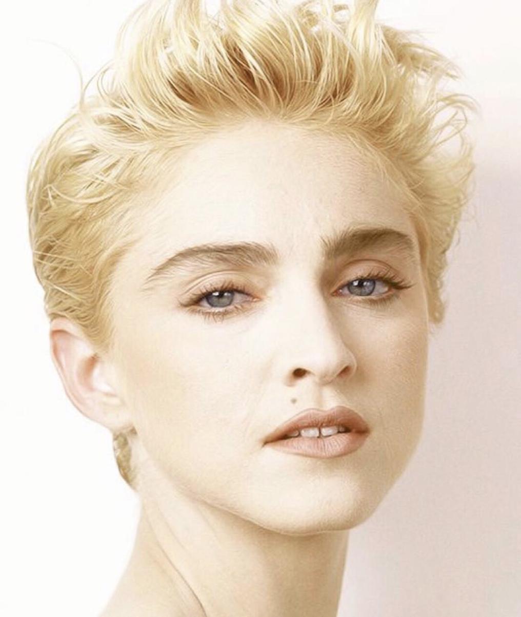 Natural Brows Madonna Anos 80 Madona Madonna